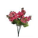 preiswerte Künstliche Blumen-Künstliche Blumen 1 Ast Simple Style Pflanzen Schleierkraut Tisch-Blumen