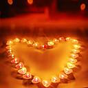 رخيصةأون Home Fragrances-الحديثة / المعاصرة راتينج شمعة شمعدانات شمع / حداثة / عيد ميلاد 50PCS, شمعة / حامل شمعة