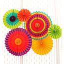 hesapli Mendil ve Parça Kağıtlar-Eşsiz Düğün Dekorları İnci Kağıdı / Karışık Materyal Düğün Süslemeleri Noel / Düğün / Yıldönümü Bahçe Teması / Çiçek Teması / Klasik Tema Tüm Mevsimler