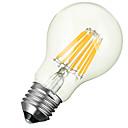 preiswerte LED Doppel-Pin Leuchten-e26 / e27 led filament lampen einbau nachrüstsatz 8 cob 600-700lm warmweiß kaltweiß 3000-6500 k dekorative ac 85-265 v