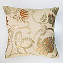 cheap Barware & Openers-1 pcs Polyester Pillow Cover, Floral Traditional