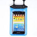 رخيصةأون تزلج على الماء-حقيبة الهاتف الخليوي حقيبة للماء جاف إلى iPhone X iPhone XS مقاوم للماء PVC 20 m