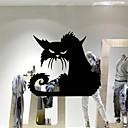 tanie Dekoracyjne naklejki-Zwierzęta Rysunek Święto Naklejki Naklejki ścienne lotnicze Dekoracyjne naklejki ścienne, PVC Dekoracja domowa Naklejka