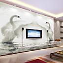 hesapli Dekorasyon Etiketleri-Resim Ev dekorasyonu Çağdaş Duvar Kaplamaları Malzeme Yapıştırıcı gerekli Duvar, Oda Wallcovering