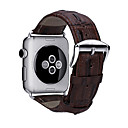 cheap Apple Watch Bands-Watch Band for Apple Watch Series 4/3/2/1 Apple Classic Buckle Genuine Leather Wrist Strap