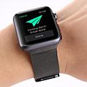 ieftine Tastaturi iPad-Uita-Band pentru Apple Watch Series 4/3/2/1 Apple Curea Milaneza Oțel inoxidabil Curea de Încheietură