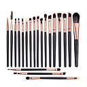 cheap Makeup & Nail Care-20pcs Makeup Brushes Professional Makeup Brush Set / Blush Brush / Eyeshadow Brush Goat Hair / Pony / Synthetic Hair Classic / Middle
