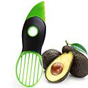 ieftine Ustensile de Fructe & Legume-Plastic Cutter pe & Slicer Multifuncțional Instrumente pentru ustensile de bucătărie pentru Fructe