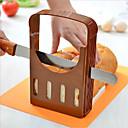 hesapli Pişirme Aletleri ve Kap-Kacaklar-Mutfak aletleri Plastik Yaratıcı Mutfak Gadget Kesici ve Dilimleyici Ekmek