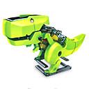 Недорогие Другие радиоуправляемые игрушки-4 in 1 Робот / Игрушки на солнечной батарейке Динозавр Солнечная батарея / Своими руками / Образование ABS Детские Мальчики / Девочки Подарок