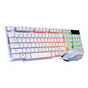cheap Mouse Keyboard Combo-Windows 2000/XP/Vista/7/Mac OS USB Wired Keyboard & Mouse
