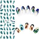 preiswerte Make-up & Nagelpflege-Nail Art Nail Sticker Nail Schmuck