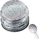 tanie Makijaż i pielęgnacja paznokci-1 pcs Proszek akrylowy / Puder / Glitter Proszek Błyszczące / Laserowy holograficzny Nail Art Design