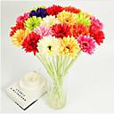 tanie Sztuczne kwiaty-Sztuczne Kwiaty 1 Gałąź Styl nowoczesny Stokrotki Bukiety na stół