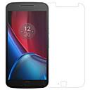 hesapli Motorola İçin Ekran Koruyucuları-Ekran Koruyucu için Motorola LG X Style / Moto Z / Moto X Play PVC 1 parça Ön Ekran Koruyucu Aynalı / Ultra İnce
