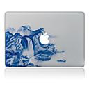 preiswerte Mac-Aufkleber-1 Stück Haut-Aufkleber für Kratzfest Cartoon Design PVC MacBook Pro 15'' with Retina MacBook Pro 15 '' MacBook Pro 13'' with Retina