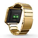 hesapli Samsung İçin Ekran Koruyucuları-Watch Band için Fitbit Blaze Fitbit Klasik Toka Metal Bilek Askısı