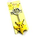 preiswerte Anime Cosplay-Mehre Accessoires Inspiriert von Pocket Little Monster PIKA PIKA Anime Cosplay Accessoires Schlüsselanhänger PVC Herrn / Damen neu / heiß Halloween Kostüme