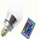 voordelige Slimme LED-lampen-1pc 8 W 350-450 lm E14 / GU10 / E26 / E27 Slimme LED-lampen G80 1 LED-kralen Geïntegreerde LED Dimbaar / Op afstand bedienbaar / Decoratief RGB 85-265 V / 1 stuks / RoHs