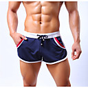 Buy Men's Running Shorts Breathable Sweat-Wicking Comfortable Baggy Bottoms Running/Jogging Exercise & Fitness Leisure Sports