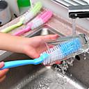 hesapli Bardaklar-Yüksek kalite 1pc Plastik Temizlik Fırçası ve Bezi Araçlar, Mutfak Temizlik malzemeleri