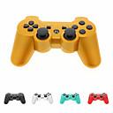 Недорогие Аксессуары для PS3-Bluetooth Джойстики Назначение Sony PS3 ,  Bluetooth / Игровые манипуляторы / Оригинальные Джойстики Ед. изм