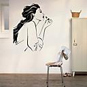 preiswerte Handtücher & Bademäntel-Menschen Wand-Sticker Flugzeug-Wand Sticker Dekorative Wand Sticker Haus Dekoration Wandtattoo Wand