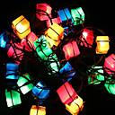 hesapli Keseler ve Kutular-1pc Karton Noel Yenilikçi Yüksek kalite Cadılar Bayramı Parti Modellendirme Yılbaşı Işıkları Saç Süsleri Dış Ortam İsa'nın doğuşu