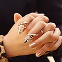 ieftine Machiaj & Îngrijire Unghii-2 pcs Nail Art Kit Bijuterie unghii nail art pedichiura si manichiura Zilnic Glitters / Metalic / Nuntă / Unghiul de bijuterii