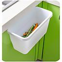 tanie Gadżety do łazienki-1szt Kosze i worki na śmieci Plastik Łatwy w użyciu Organizacja kuchni
