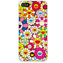 baratos Capinhas para iPhone-Capinha Para Apple iPhone X iPhone 8 iPhone 8 Plus Capinha iPhone 5 iPhone 6 iPhone 7 Estampada Capa traseira Flor Macia TPU para iPhone