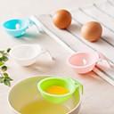 tanie Przybory i gadżety do pieczenia-Narzędzia kuchenne Plastikowy Kreatywny gadżet kuchenny lejek Dla Egg 1szt
