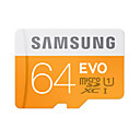 cheap Micro SD Card-SAMSUNG 64GB Micro SD Card TF Card memory card UHS-I U1 Class10 EVO