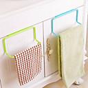 Χαμηλού Κόστους Gadget Μπάνιου-Πετσέτα Racks & Κάτοχοι Υψηλή ποιότητα Πλαστική ύλη 1 τμχ - Ξενοδοχείο μπάνιο 1-πετσέτα μπαρ
