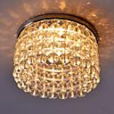 hesapli LED Tavan Işıkları-Tavan Işıkları Kristal LED Mini Tarzı 1 parça