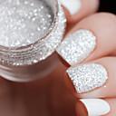 preiswerte Make-up & Nagelpflege-1 pcs Glitzer Nagel Kunst Maniküre Pediküre Alltag Glitzer / Modisch