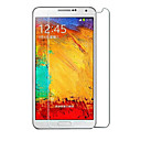 hesapli Sony İçin Ekran Koruyucuları-Ekran Koruyucu Samsung Galaxy için Note 4 Temperli Cam Ön Ekran Koruyucu Yüksek Tanımlama (HD)