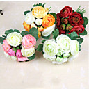 رخيصةأون Home Fragrances-زهور اصطناعية 1 فرع Wedding Flowers Camellia أزهار الطاولة
