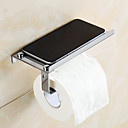 cheap Bathroom Gadgets-Toilet Paper Holder Contemporary Stainless Steel 1 pc - Hotel bath