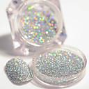 hesapli Makyaj ve Tırnak Bakımı-1pcs Glitter & Poudre / Pudra pırıltılar / Klasik Günlük