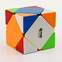 hesapli Sihirli Kartlar-Rubik küp QI YI Skewb Skewb Cube Pürüzsüz Hız Küp Sihirli Küpler bulmaca küp profesyonel Seviye Hız Klasik & Zamansız Çocuklar için Yetişkin Oyuncaklar Genç Erkek Genç Kız Hediye