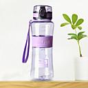 hesapli Su Şişeleri-fincan Taşınabilir Hediye Sızdırmaz Için Günlük Seyahat Sporlar Kamp Kahve Çay Hediye Plastic