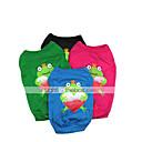 preiswerte Bekleidung & Accessoires für Hunde-Katze Hund T-shirt Hundekleidung Cartoon Design Schwarz Rot Grün Blau Baumwolle Kostüm Für Haustiere
