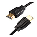 billiga HDMI-kablar-HDMI 2,0 HDMI 2,0 to HDMI 2,0 4K*2K 1.5M (5ft) 10 Gbps