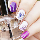 cheap Makeup & Nail Care-nail water decals sticker transfer sticker charming fantastic rose pattern