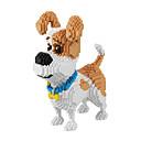 preiswerte Anime Cosplay-BALODY Bausteine 2100pcs Hunde / Diamant / Filmcharaktere Kreativ / Cool Klassisch & Zeitlos / Schick & Modern / Zeichentrick Geschenk