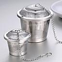 ieftine Ustensile & Gadget-uri de Copt-Teak Manual 1 buc Strecurătoare Ceai / Cadou / Zilnic