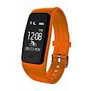 hesapli Akıllı Saatler-Akıllı Bilezik YYS1 for iOS / Android / iPhone Kalp Ritmi Monitörü / Adım Sayaçları / Yakılan Kaloriler / Uzun Bekleme / Dokunmatik Ekran Aktivite Takipçisi / Uyku Takip Edici / Hareketsiz Hatırlatma