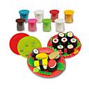رخيصةأون خزانة المكياج و المجوهرات-لعب تمثيلي هوايات حداثة ألعاب بلاستيك مطاط قوس قزح