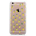 ieftine Carcase iPhone-Maska Pentru Apple iPhone 7 Plus iPhone 7 Model Capac Spate Fruct Moale TPU pentru iPhone 7 Plus iPhone 7 iPhone 6s Plus iPhone 6s iPhone